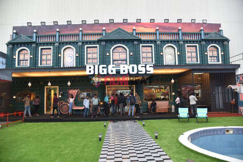 Bigg boss tamil season 3 house - Inside house bigg boss 3 tamil
