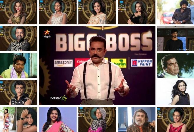 Bigg boss vote contestents season 2