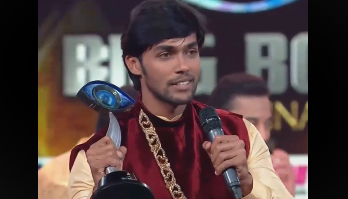 Bigg boss vote winner season 1 aarav