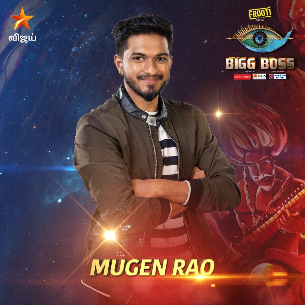 Bigg boss vote tamil for Mugen