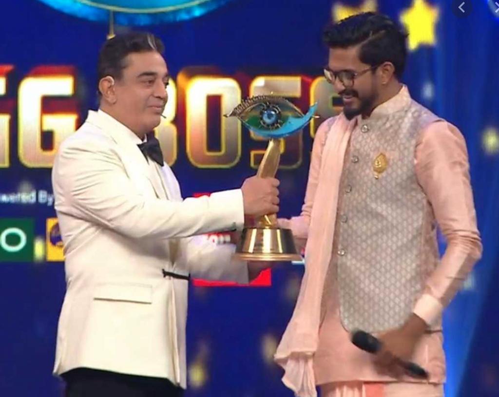 Bigg boss Tamil winner season 3 mugen rao