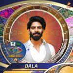 Bigg Boss Tamil Vote  for Balaji