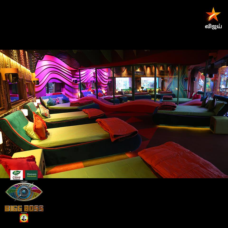 Bigg Boss Season 4 House Bedroom