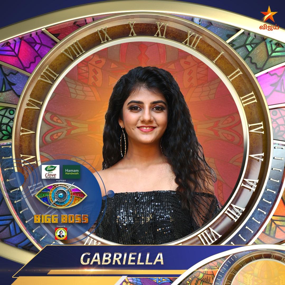 Bigg boss Contestant Gabriella Season 4