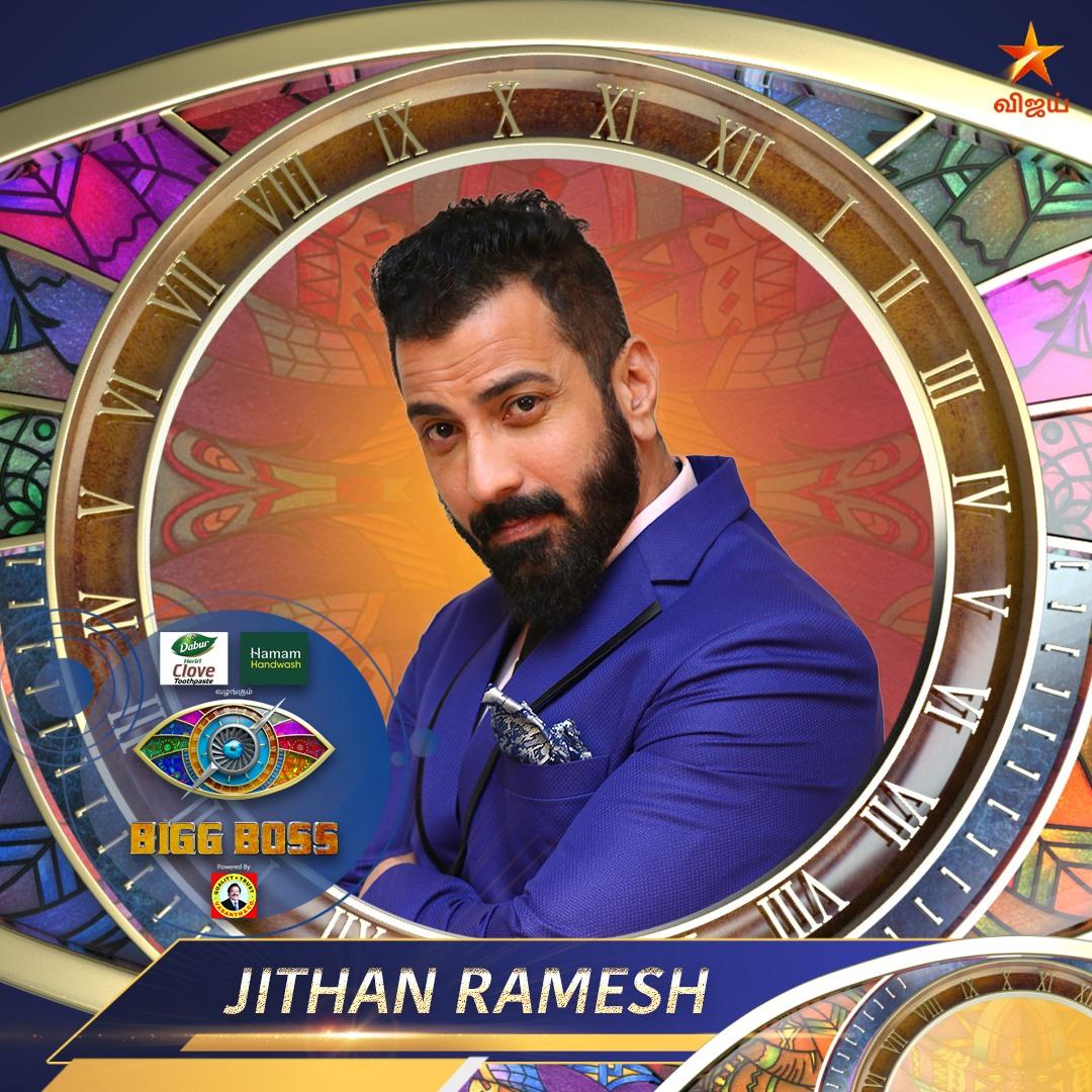 Jithan Ramesh Bigg Boss Conrestant Season 4