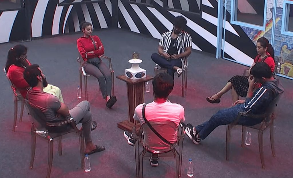 Golden ticket discussion- bigg boss tamil week 5