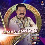 Bigg Boss Tamil Vote  for Imman Annachi